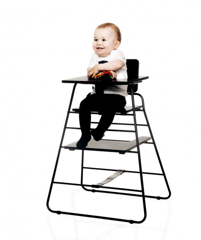 designer hochstuhl tower chair sanvie mini. Black Bedroom Furniture Sets. Home Design Ideas