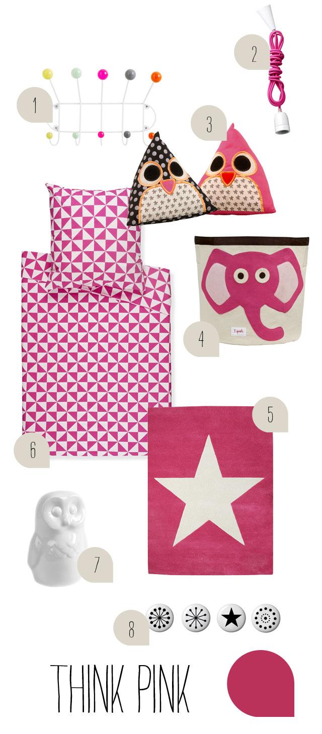 Think Pink – Hilfe die Pinkephase ist da! – sanviemini