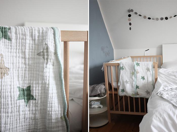 Das Schlafen im Familienbett – sanvie mini
